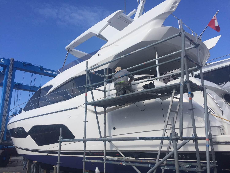 refit, winter storage and marine yacht management in Mallorca