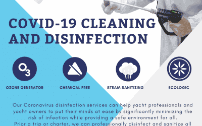 Covid-19 cleaning and disinfection in Mallorca