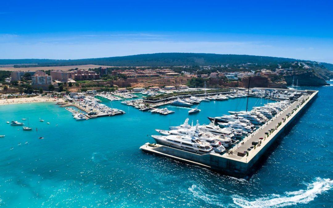 Enchanted ports of Mallorca
